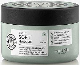 Parfumuri și produse cosmetice Mască hidratantă de păr - Maria Nila True Soft Masque