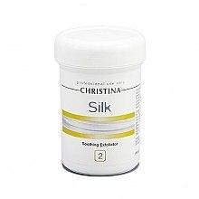 Parfumuri și produse cosmetice Exfoliant calmant - Christina Silk Soothing Exfoliator