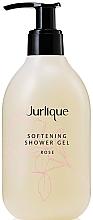 Parfumuri și produse cosmetice Gel de duș emolient cu extract de trandafir - Jurlique Softening Shower Gel Rose