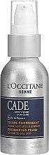 Parfumuri și produse cosmetice Fluid pentru față - L'Occitane Cade Energizing Fluide