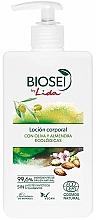 Parfumuri și produse cosmetice Loțiune de corp - Lida Biosei Olive And Almond Body Lotion