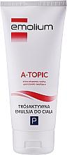 Parfumuri și produse cosmetice Emulsie pentru corp - Emolium A-topic Emulsion