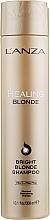 Духи, Парфюмерия, косметика Целебный шампунь для натуральных и обесцвеченных светлых волос - L'anza Healing Blonde Bright Blonde Shampoo
