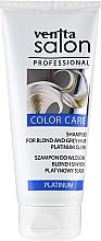 Parfumuri și produse cosmetice Șampon de păr - Venita Salon Professional Platinum Shampoo