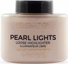 Parfumuri și produse cosmetice Iluminator - Makeup Revolution Pearl Lights Loose Highlighter