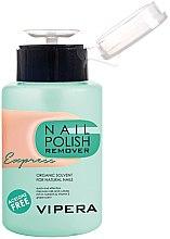 Parfumuri și produse cosmetice SOluție pentru înlăturarea lacului de unghii - Vipera Express Nail Polish Remover