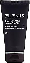 """Parfumuri și produse cosmetice Gel facial pentru bărbați """"Curățare profundă"""" - Elemis Men Deep Cleanse Facial Wash"""