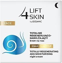 Parfumuri și produse cosmetice Cremă de noapte intensiv hidratantă și cu efect de netezire - Lift4Skin Snail C+ Night Cream
