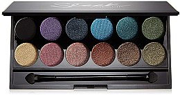 Parfumuri și produse cosmetice Paletă farduri de ochi - Sleek MakeUP i-Divine Mineral Based Eyeshadow Palette Original