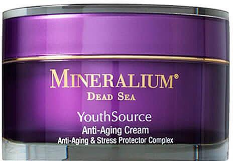 Cremă anti îmbătrânire pentru față - Minerallium Youth Source Anti-Aging Cream — Imagine N1
