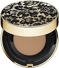 Parfumuri și produse cosmetice Fond de ten-cushion - Dolce&Gabbana Preciouskin Perfect Finish Cushion Foundation
