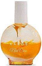 Духи, Парфюмерия, косметика Ulei pentru unghii și cuticule - Kabos Nail Oil Yellow Flowers