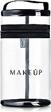 """Parfumuri și produse cosmetice Tub pentru perii, transparent """"Allvisible"""" 20x10 cm - MakeUp"""