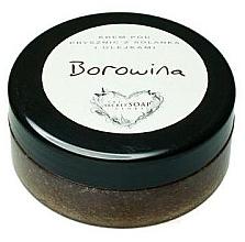 Parfumuri și produse cosmetice Cremă-scrub de duș - Scandia Cosmetics