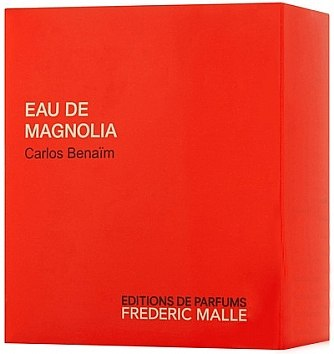 Frederic Malle Eau De Magnolia - Apă de parfum  — Imagine N2