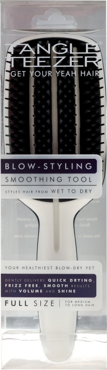 Perie de coafat - Tangle Teezer Blow-Styling Smoothing Tool Full Size — Imagine N3