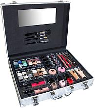 Parfumuri și produse cosmetice Geantă pentru cosmetică - Cosmetic 2K Beauty Unlimited Train Case