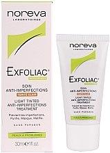 Parfumuri și produse cosmetice Fon de ten - Noreva Laboratoires Exfoliac Soin Anti-Imperfections