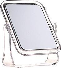 Parfumuri și produse cosmetice Oglindă cosmetică, 5282, albă - Top Choice