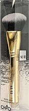 Parfumuri și produse cosmetice Pensulă pentru contouring, 107 - Auri Chad Pro Triangle Angled Brush