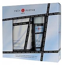 Parfumuri și produse cosmetice Coty Pret A Porter Original - Set (Edt/100ml + Deo/75ml)