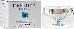 Cremă de zi pentru față - Dermika Bloq-Age Anti-Ageing Cream SPF15 — Imagine N1