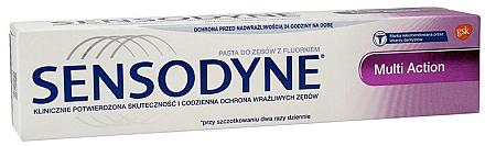 """Pastă de dinți """"Acțiune complexă"""" - Sensodyne Multi-Action"""