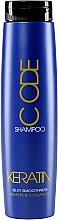 Parfumuri și produse cosmetice Șampon de păr - Stapiz Keratin Code Mask Shampoo
