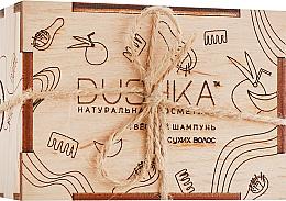 Духи, Парфюмерия, косметика Твёрдый шампунь для сухих волос - Dushka