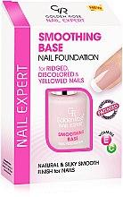 Духи, Парфюмерия, косметика Выравнивающая основа для ногтей - Golden Rose Nail Expert Smoothing Base Nail Foundation