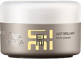 Parfumuri și produse cosmetice Помада для блеска волос - Wella Professionals EIMI Just Brilliant Shine Pomade
