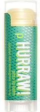 "Parfumuri și produse cosmetice Balsam de buze ""Pitta"" - Hurraw! Pitta Lip Balm Limited Edition"
