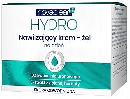 Parfumuri și produse cosmetice Gel hidratant de zi pentru față - Novaclear Hydro Day Cream