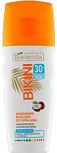 Parfumuri și produse cosmetice Lapte de nucă de cocos cu protecție solară - Bielenda Bikini Moisturizing Suntan Milk SPF30