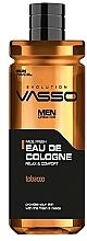 Parfumuri și produse cosmetice Apă de colonie după ras - Vasso Professional Men Creative Eau De Cologne Tobacco