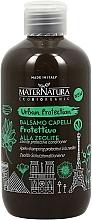 Parfumuri și produse cosmetice Balsam cu zeolit pentru protecția părului - MaterNatura Conditioner