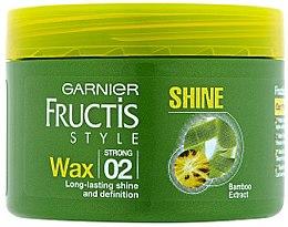 Parfumuri și produse cosmetice Ceară de păr - Garnier Fructis Style Shine Wax