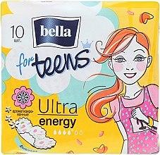 Parfumuri și produse cosmetice Absorbante For Teens Ultra Energy, 10 buc - Bella