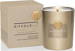 Parfumuri și produse cosmetice Lumânare aromată - Rituals Private Collection Imperial Rose Scented Candle