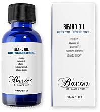 Parfumuri și produse cosmetice Ulei pentru barbă - Baxter of California Grooming Beard Oil