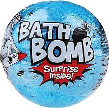"""Parfumuri și produse cosmetice Bombă de baie """"Surpriză"""", albastră - LaQ Bath Bomb"""