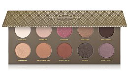 Parfumuri și produse cosmetice Paletă farduri de ochi - Zoeva Cocoa Blend Palette