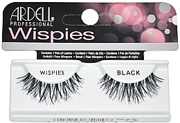 Parfumuri și produse cosmetice Extensii gene - Ardell Professional Natural Lashes Wispies Black