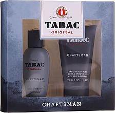 Parfumuri și produse cosmetice Maurer & Wirtz Tabac Original - Set (edt/50ml + sh/gel/75ml)