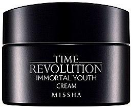 Parfumuri și produse cosmetice Cremă nutritivă de față anti-îmbătrânire - Missha Time Revolution Immortal Youth Cream