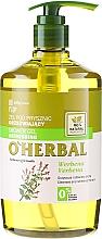 Parfumuri și produse cosmetice Gel răcoritor cu extract de verbenă pentru duș - O'Herbal Refreshing Shower Gel