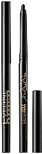 Parfumuri și produse cosmetice Creion dermatograf automat pentru ochi - Eveline Cosmetics Kajal Mega Max