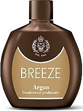 Parfumuri și produse cosmetice Breeze Argan - Deodorant parfumat