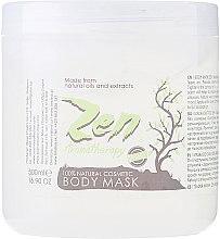Parfumuri și produse cosmetice Masca de corp - Hristina Cosmetics Sezmar Professional Zen Aromatherapy Body Mask