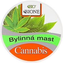 Parfumuri și produse cosmetice Cremă pentru corp - Bione Cosmetics Cannabis Herbal Cream